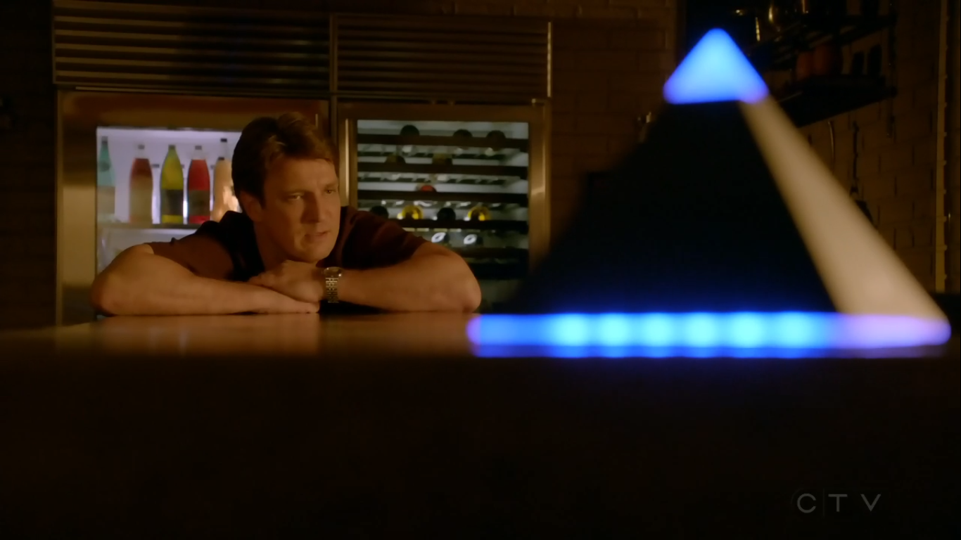 """Castle - PhDead - Review: """"S*cks to be you, Rick"""""""