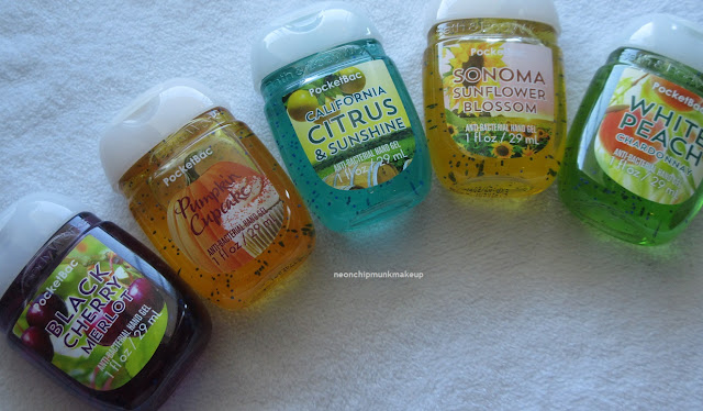 bath&bodyworks hand sanitizer