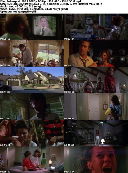 Poltergeist (1982) 1080p BDRip H264 AAC-KiNGDOM