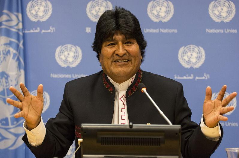 Referendo 2016 Bolivia