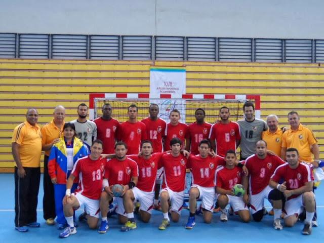 Venezuela campeón de los Juegos Bolivarianos masculinos 2013 | Mundo Handball