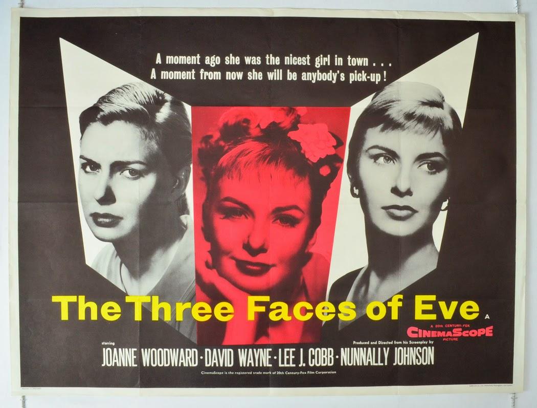 Eve'in Üç Yüzü - The Three Faces of Eve
