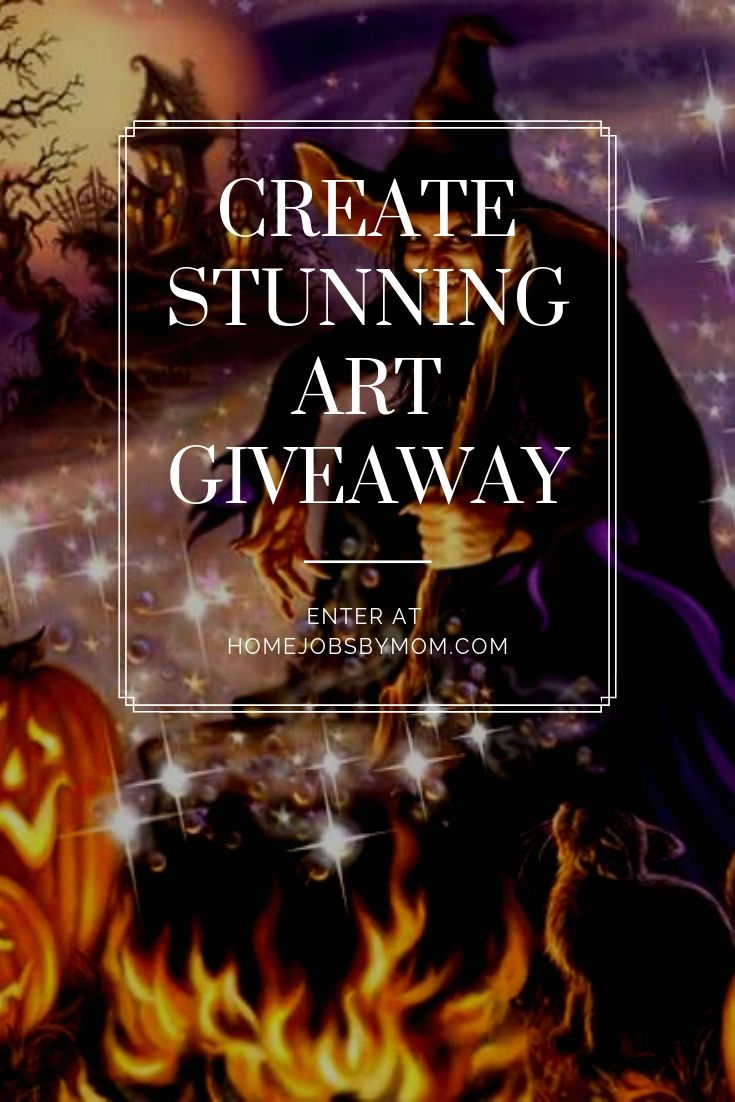 Stunning Art Giveaway