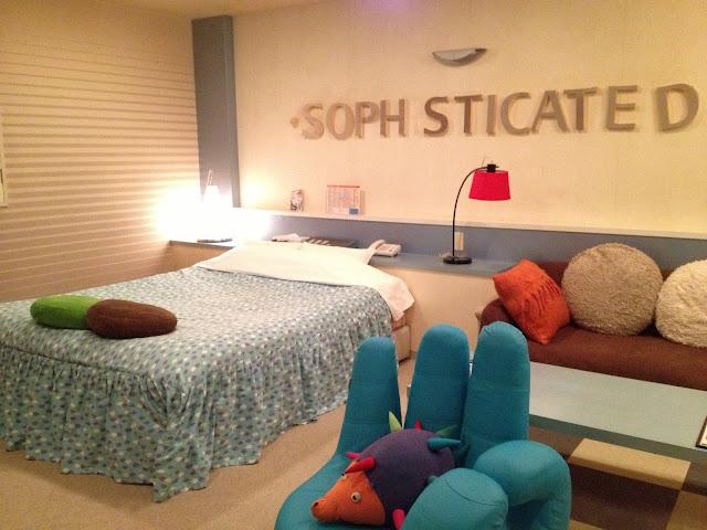 米沢市のラブホテル HOTEL72館-105号室-
