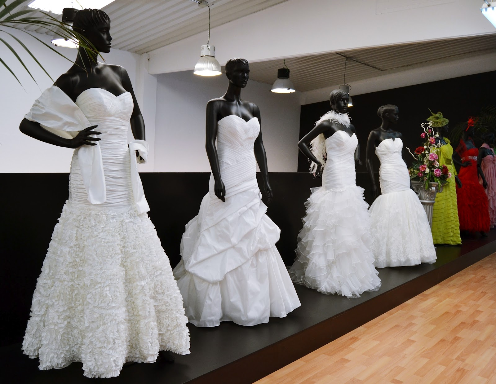 Vestidos boda en madrid capital