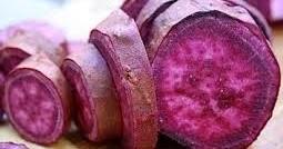 Resep dan Cara Membuat Es Krim Ubi Ungu
