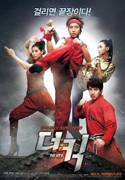 Gia Đình Võ Thuật - The Kick (2011) Poster