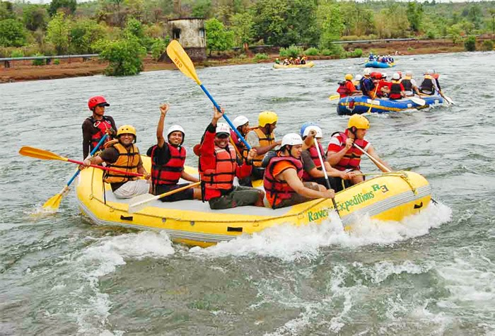 Rafting in Rishikesh, uttarakhand