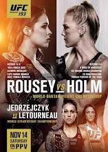 UFC 193: Rousey vs. Holm (2015)