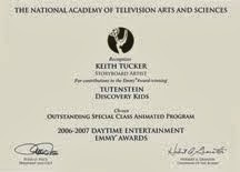 My Emmy Award!