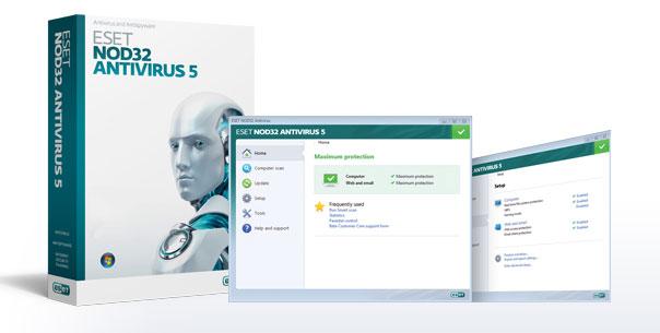 descargar licencia de eset nod32 antivirus 5 gratis