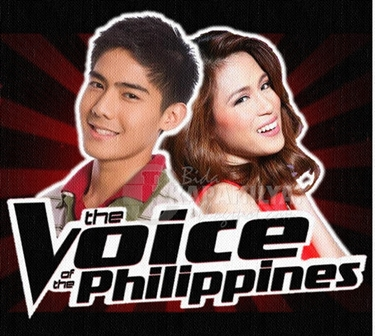 Toni Gonzaga and Robi Domingo, Hosts of 'The Voice Philippines'