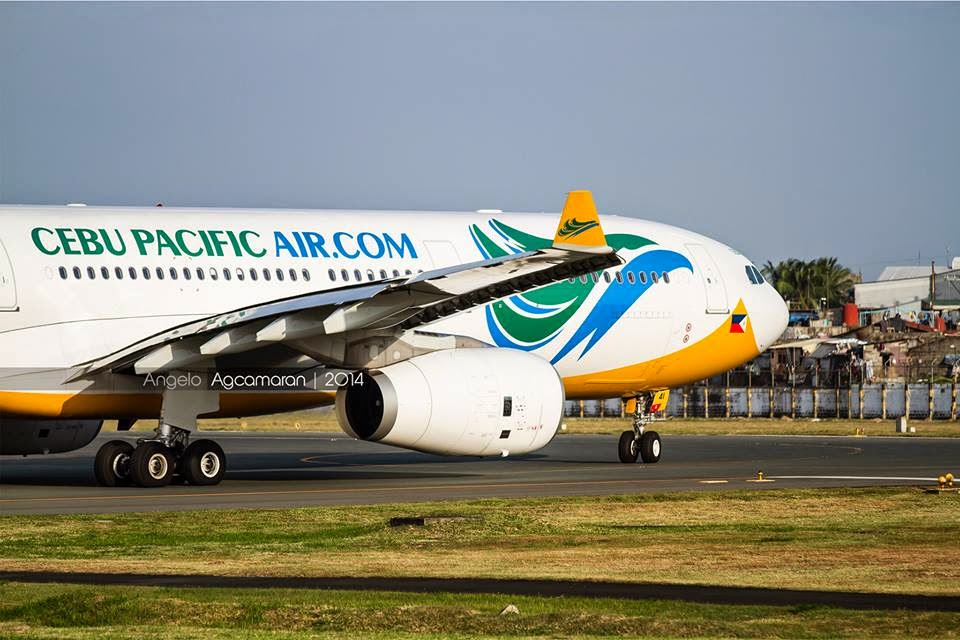 cebu pacific hong kong