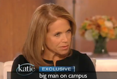 Katie Couric Was Auto-Tuned