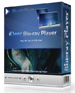 Perisian - iDeer Blu-ray Player