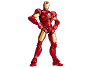 SPONSORED LINK: Revoltech Iron Man Mark IV (revoltech iron man bbts exclusive)