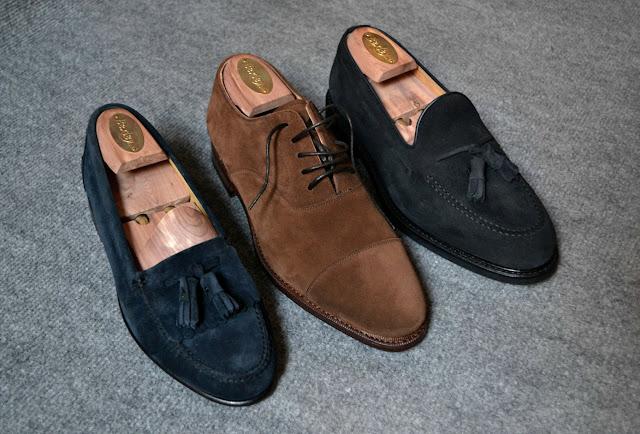 Adelanto de próximas reviews de zapatos.