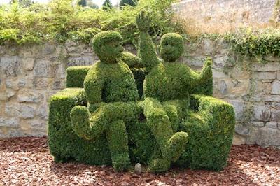 Actualit info vie priv e jardin buis - Taille du buis en boule ...