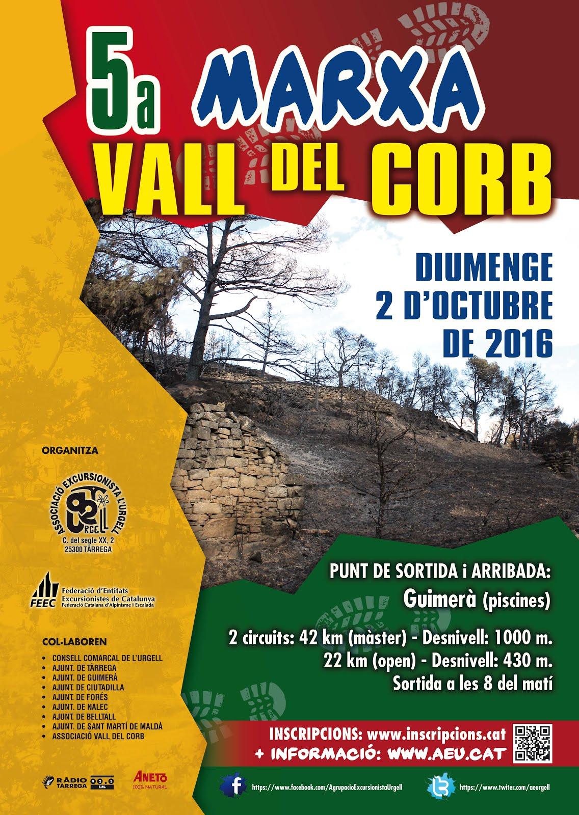 Marxa Corb 2016