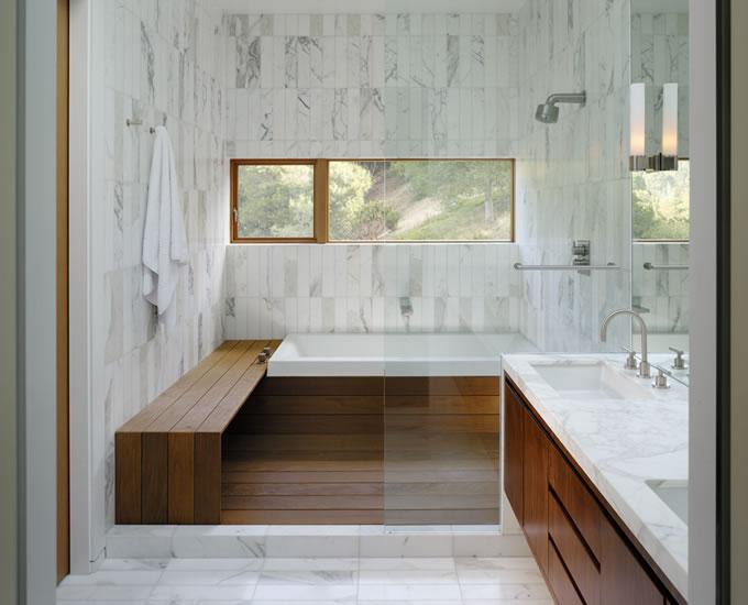 Japanese Soaking Tub Inside Shower