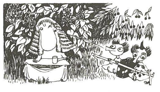 Muumimamman Laukku Laulu : Muumittajan muumi i taikurin hattu trollkarlens hatt