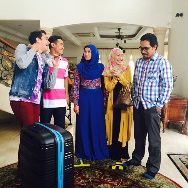 Drama Syurga Nur TV3