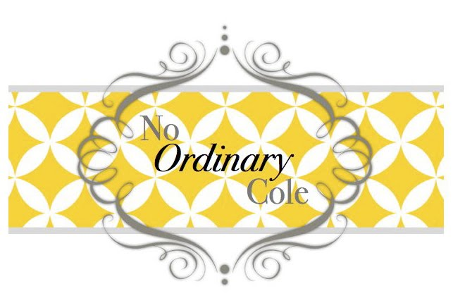 No Ordinary Cole
