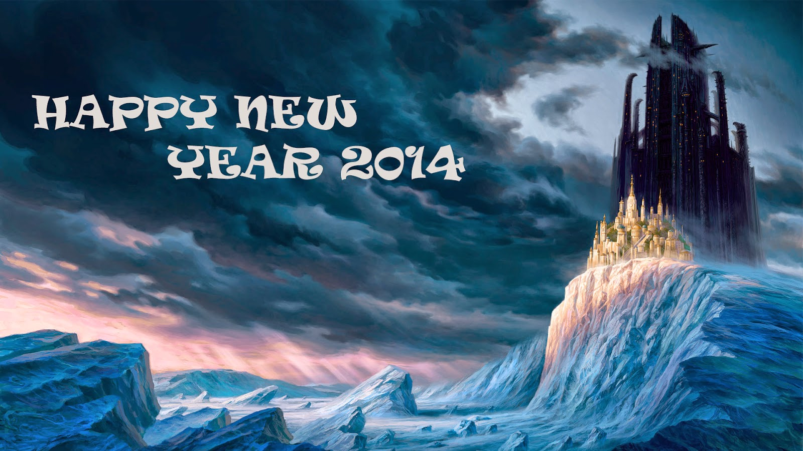 Latest Happy New Year 2015 - Wallpapers Photos Cards