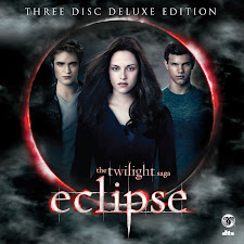 THE TWILIGHT SAGA: ECLIPSE DELUXE EDITION DVD