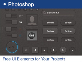 Beautiful Free UI Elements for Your Projects