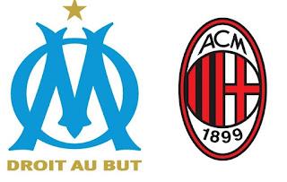 OM, Milan, Olympique Marseille,