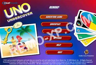 Game Uno Undercover 3