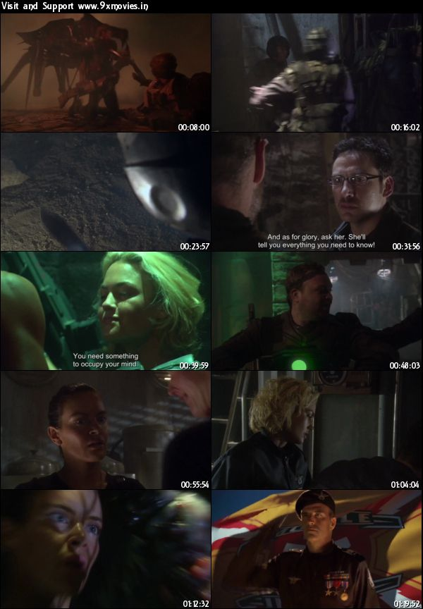 Starship Troopers 2 2004 Dual Audio Hindi 720p BluRay
