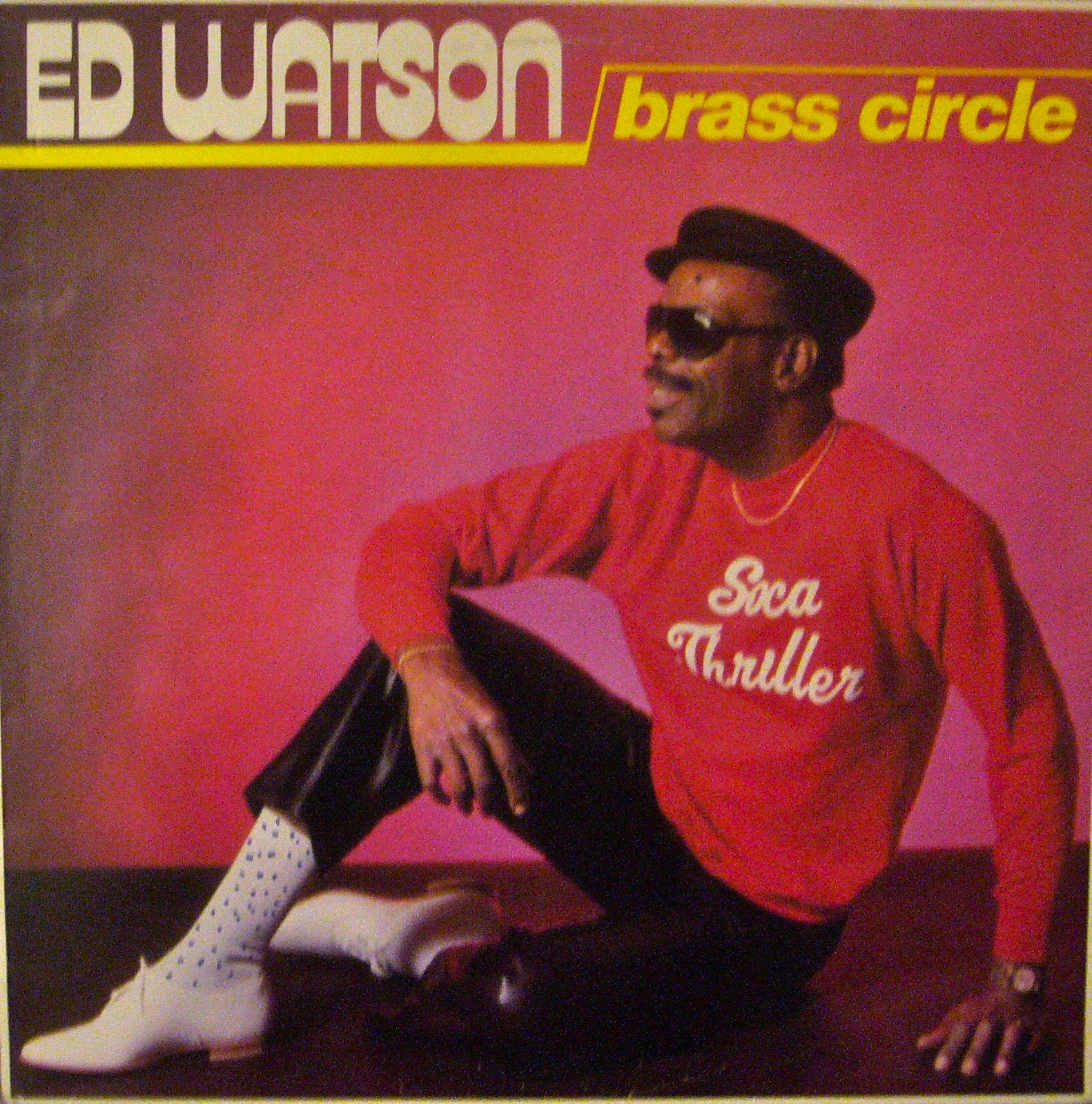 Ed Watson And The Brass Circle - Why She Do Me That?