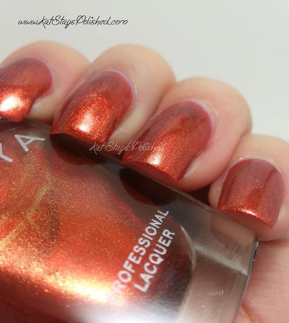 Zoya Fall 2013 - Channing