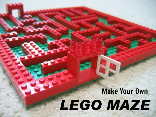 Kids Program: LEGO Marble Maze