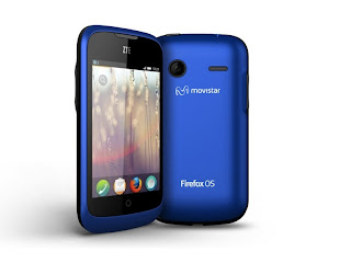 ZTE OPEN Smartphone con Firefox  OS