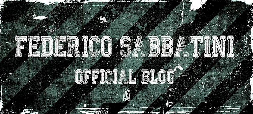 OFFICIAL FEDERICO SABBATINI BLOG