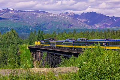 Viaja al Parque Nacional de Denali en Alaska