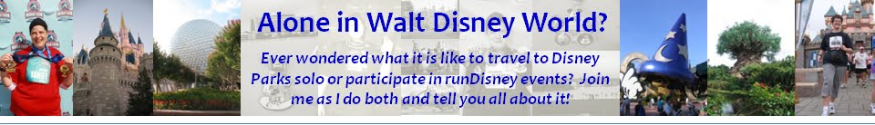 Alone in Walt Disney World?
