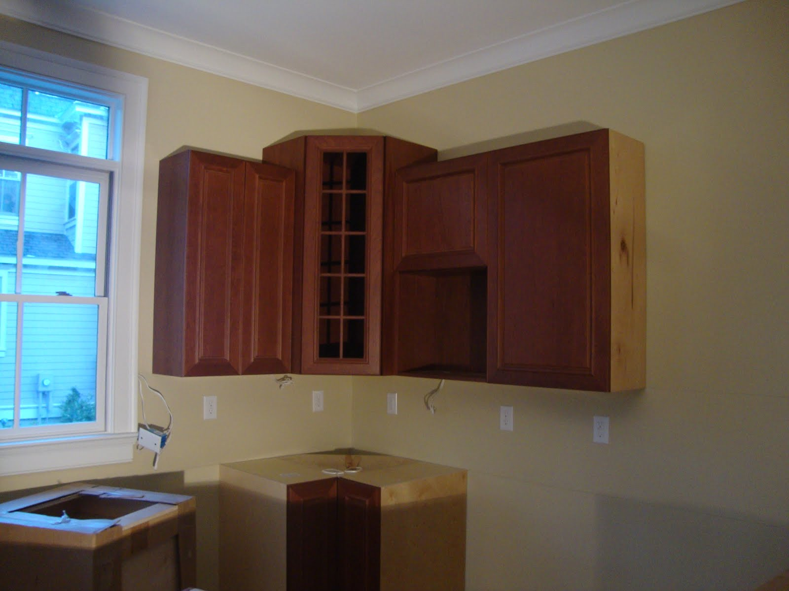 Sherwin williams believable buff - The Color Is Cherry Merlot And Looks Great With Believable Buff By Sherwin Williams