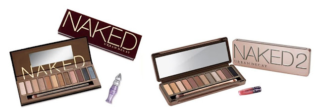 Original Naked or Naked 2 Palette?