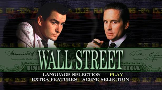 classic movies wall street 1987