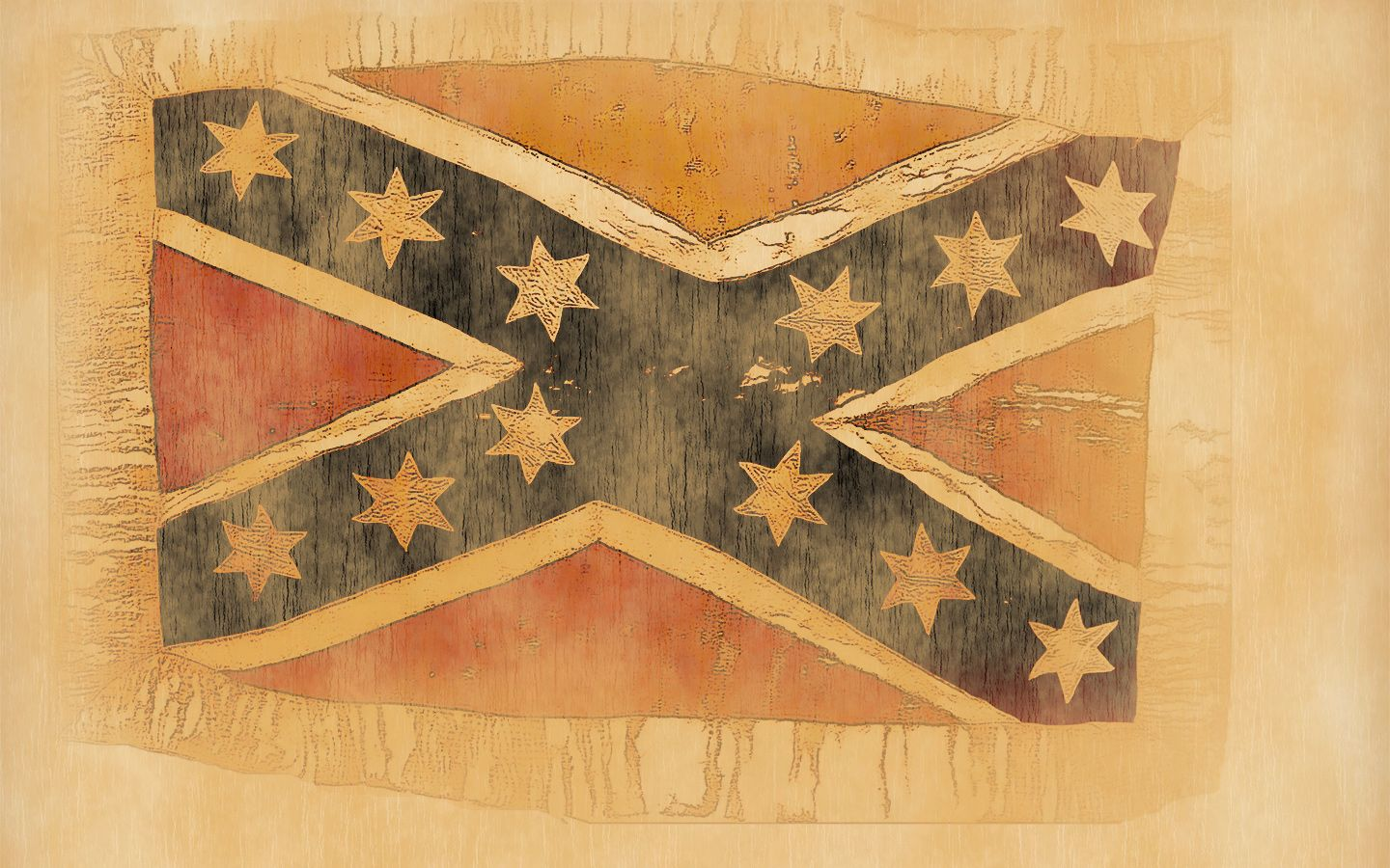 high quality confederate flag desktop wallpaper