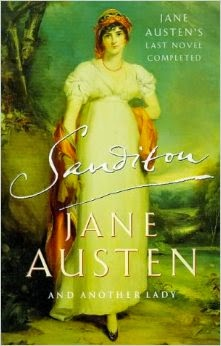 Book cover: Sanditon by Jane Austen and Another Lady (Marie Dobbs)