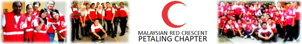 Malaysian Red Crescent : Petaling Chapter