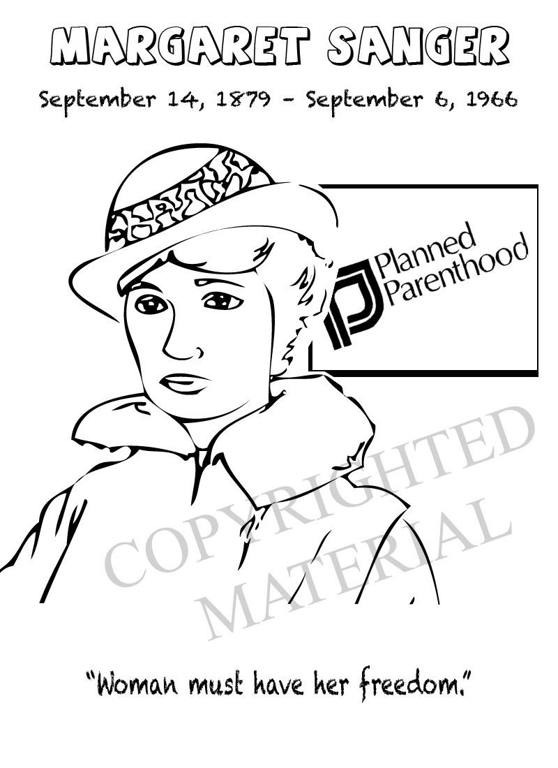 coloring pages birth control - photo#2
