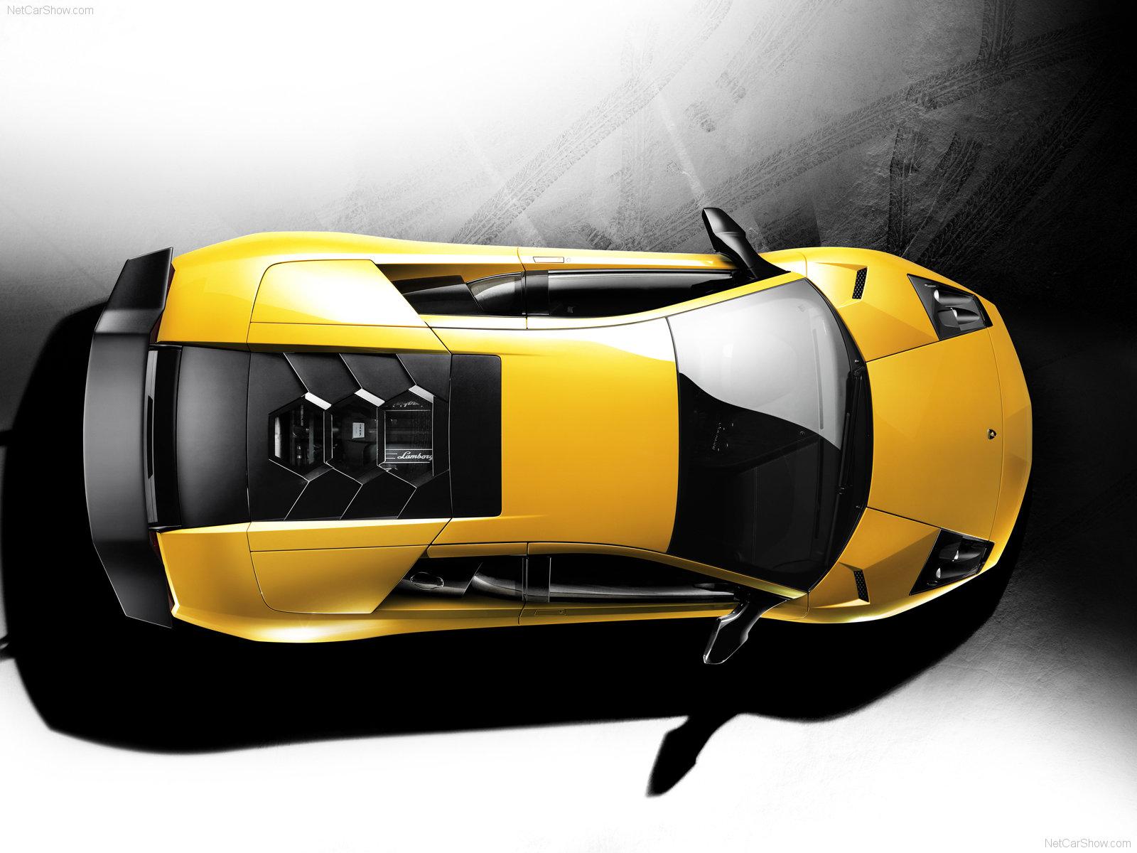 Hình ảnh siêu xe Lamborghini Murcielago LP670-4 SuperVeloce 2010 & nội ngoại thất