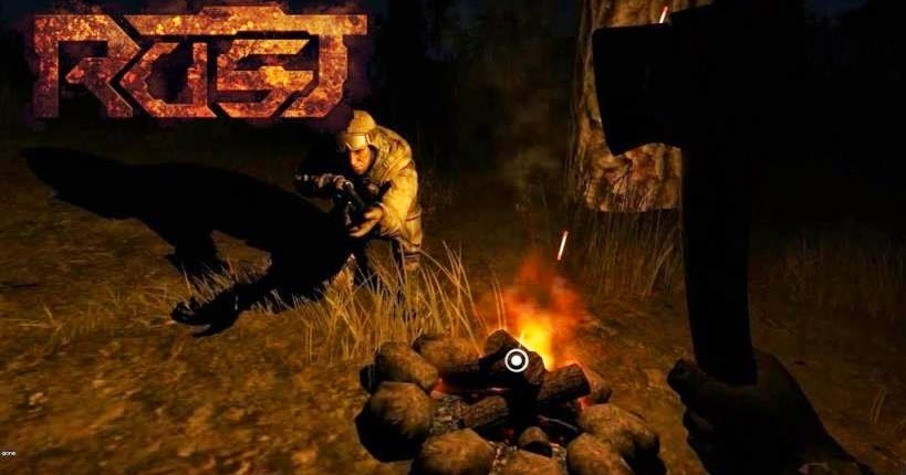 rust survival game free download pc