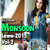 Monsoon Lawn 2015 Vol-2 by Al-Zohaib Textiles | Lavish Lawn Prints